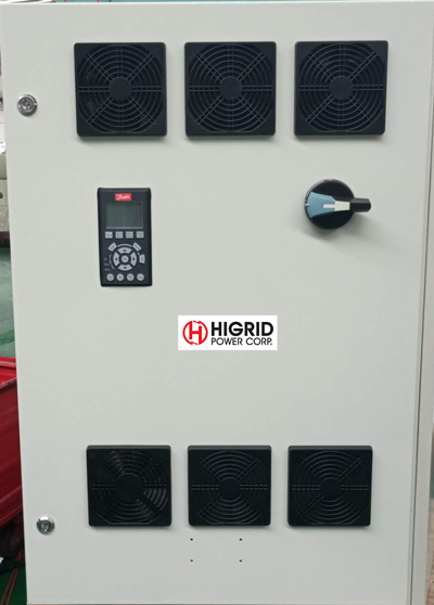 Higrid Power Variable Frequency Drives